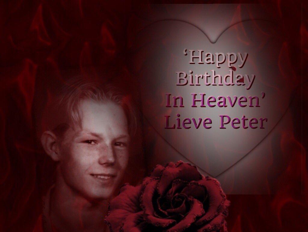 Vandaag zou je 36 jaar oud geworden zijn... We missen jou bij alles wat we doen... 'Forever' in ons ❤️ en gedachten lieverd... 😢