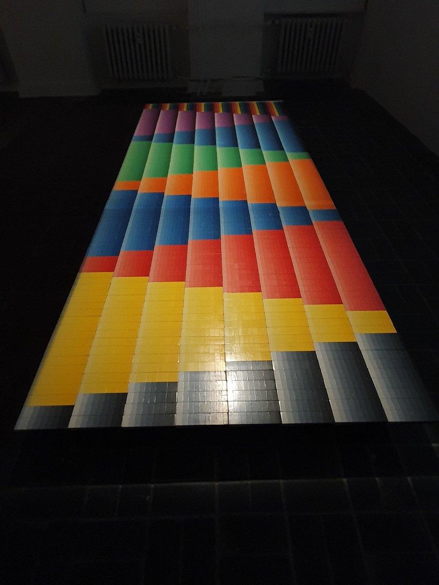 ● IMAGE BANK ● #imagebank #kunstwerke #rainbow #installation #berlin