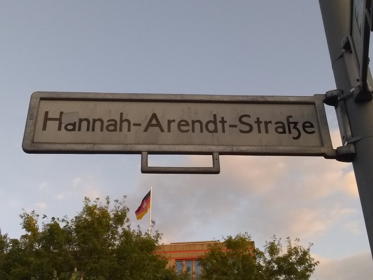 Had a wonderful day walking around #Berlin. If only there was Angela Davis Avenue in #WashingtonDC and say a Herbert Marcuse Reading Room at the American Embassy here...