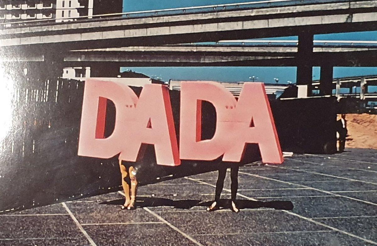 🐟 DADA  🐟 #DADA #imagebank #kunstwerke #berlin #postcard #dadaism #DADADADA