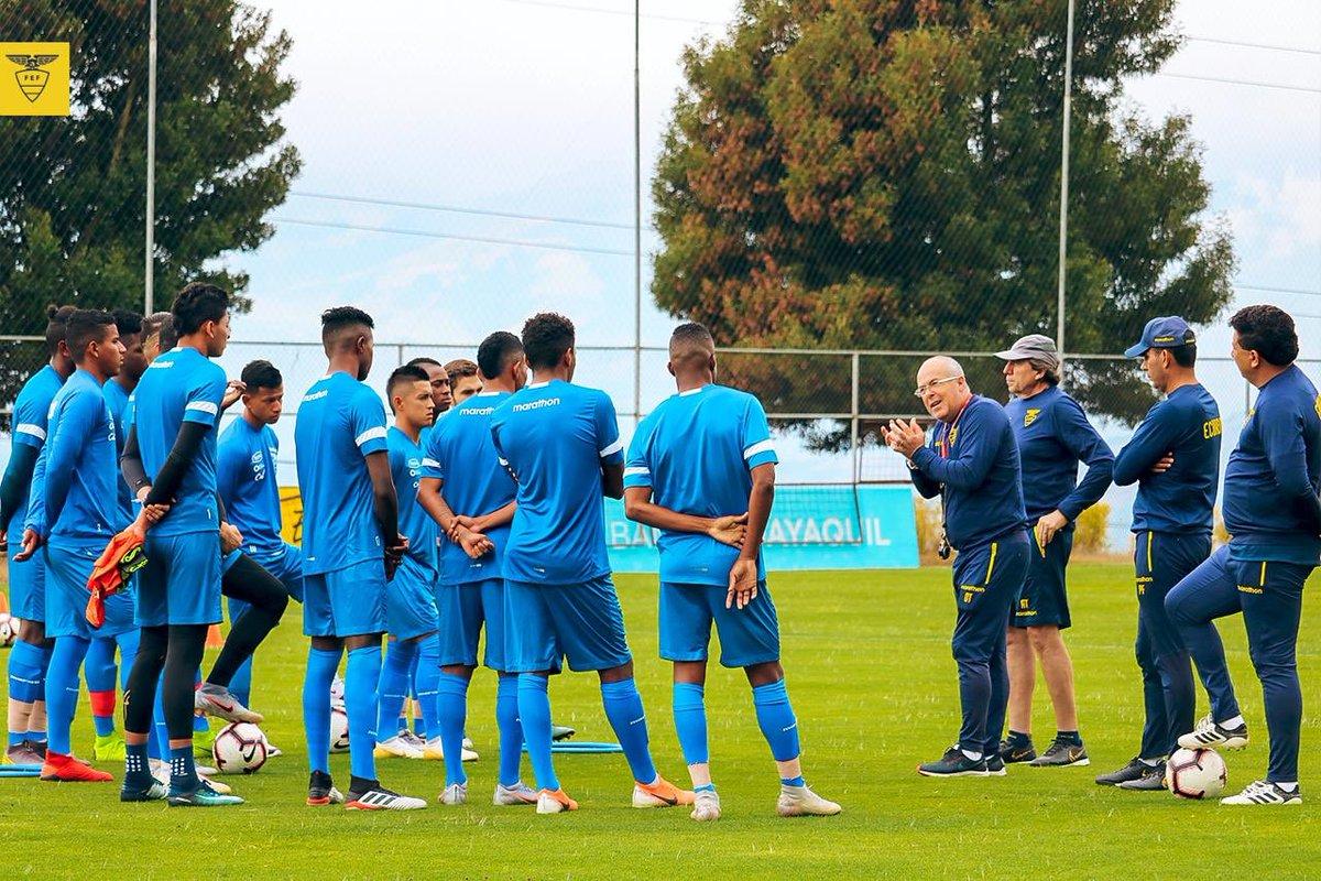Juegos Panamericanos 2019 Calendario Futbol.Futbol Calendario Nomina Y Rivales De Ecuador En Los