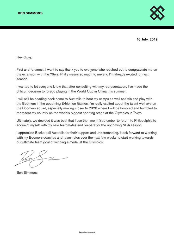 Report: Brett Brown to coach Australian national team in 2020 Olympics