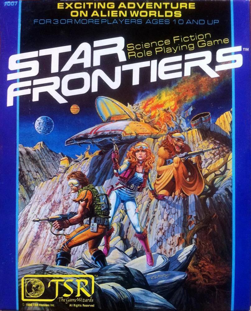 STAR FRONTIERS, YO twitter.com/GeekandSundry/…