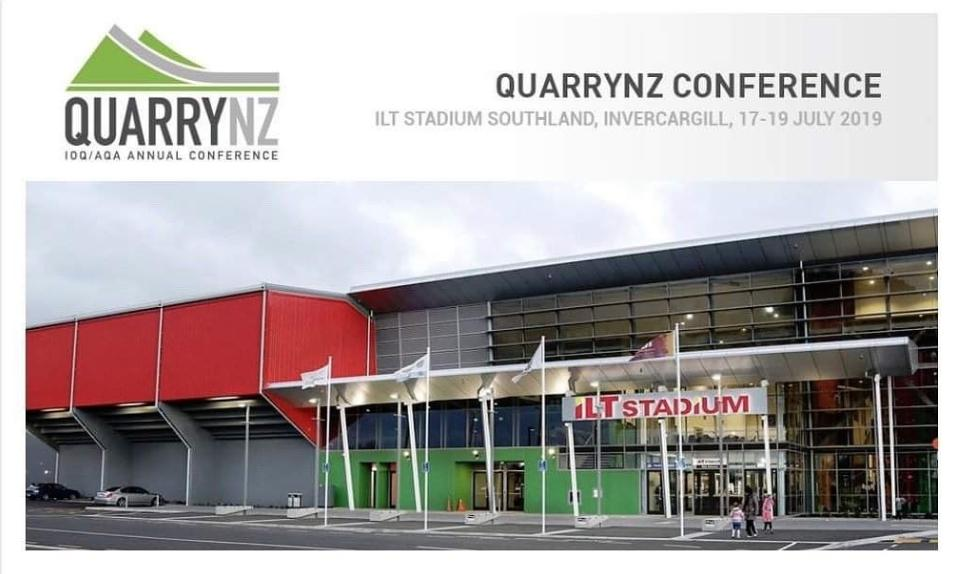 Come and see us at the NZ Quarry Conference starting tomorrow. Talk to us about the new Stratus software for managing your UAV Data, see the new SPS986 with tilt compensation and the TSC7 and T7 tablet.  From noon tomorrow until lunchtime on Friday, ILT Stadium, Invercargill https://t.co/AAYPybOTjd
