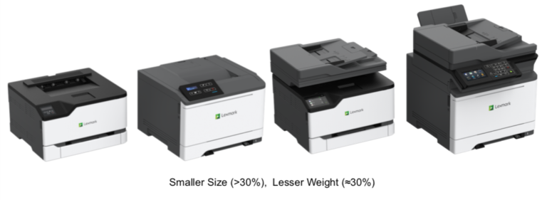 Lexmark had to make some major changes with its new 300-series products, which are based on a new #print engine: http://ow.ly/wKlP30p8SWs . #Lexmark #officeprinting #toner #printengine #office