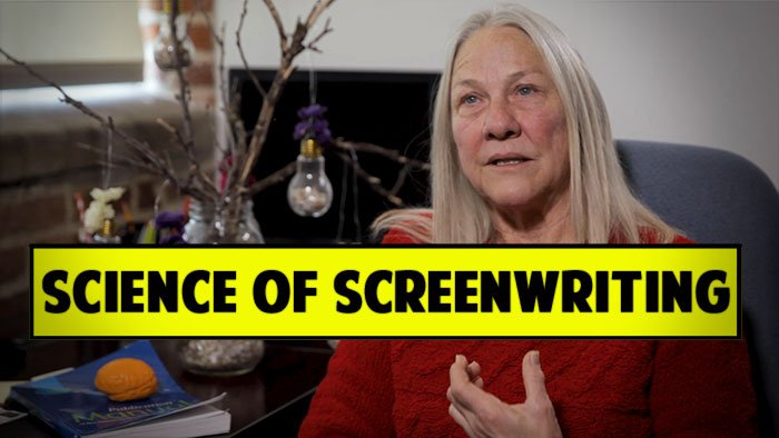 The Science Of #Screenwriting by @ChapmanU Professor and #Author Dr. Connie Shears [FULL INTERVIEW] http://ow.ly/WXEo30opMUp  #brain #science #neuroscience #film #television #ChampanU #cognitive #movies #film #psychology
