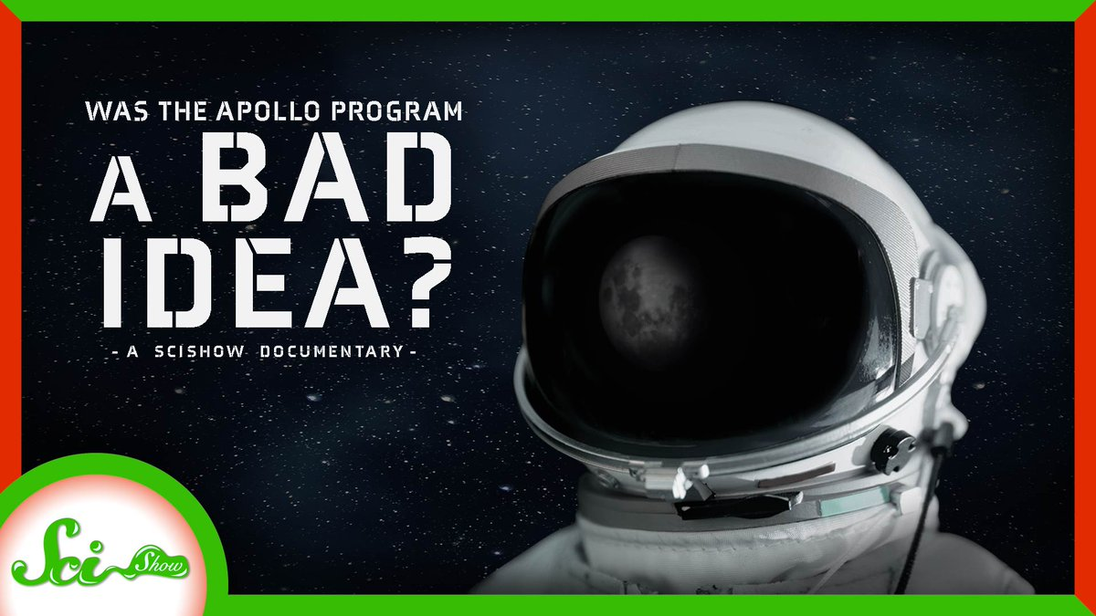 Our new documentary dives deep into what went on during the Apollo program, and whether the enormous risks were worth the rewards 🌕 youtu.be/Oo3A5QQj5U0 #Apollo11At50