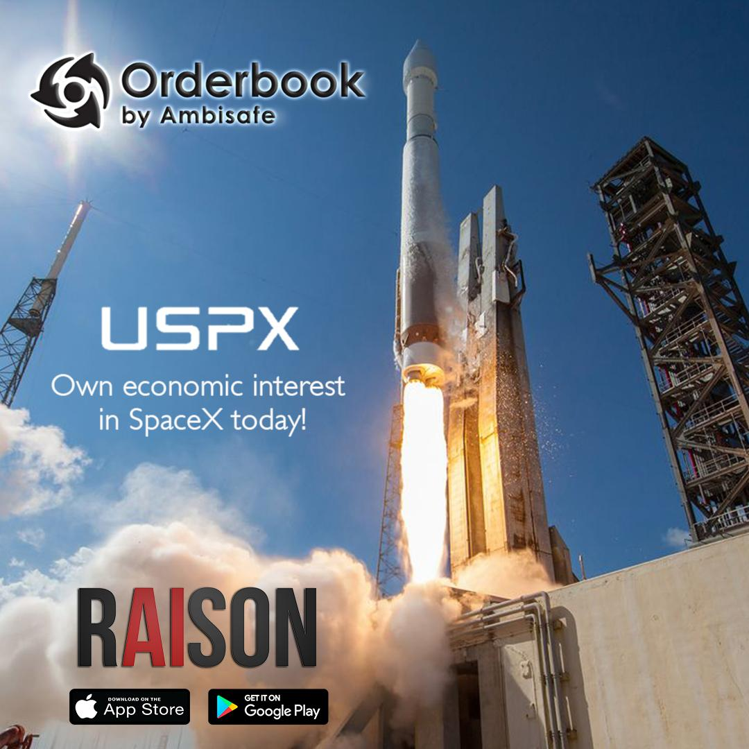 USPX Token | Tracks value of SpaceX share