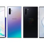 Image for the Tweet beginning: Galaxy Note 10 will be