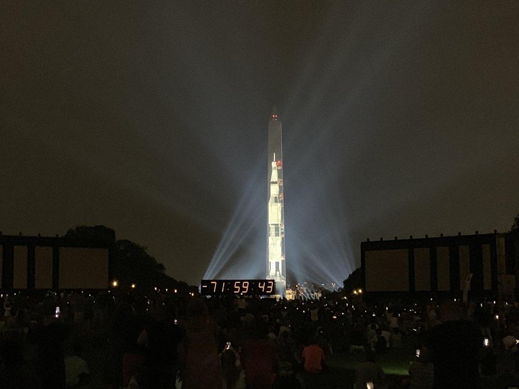saturn rocket washington monument - HD1024×768