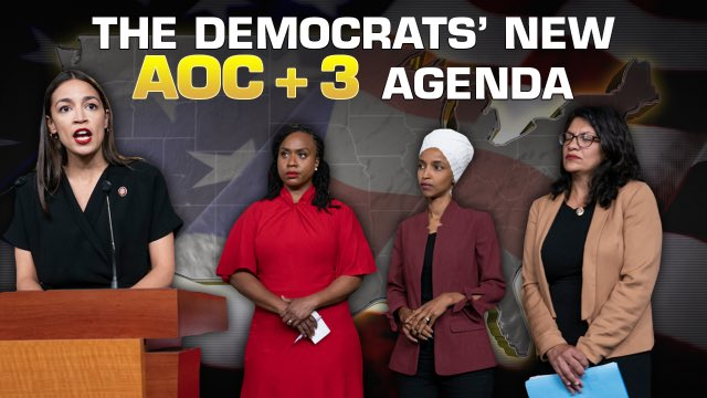 We take AOC+3 very seriously.  What do they have in store for America? Tune in #IngrahamAngle ⁦@newtgingrich⁩ ⁦@CornelWest⁩ ⁦@DanPatrick⁩ @FoxNews⁩ 10pET