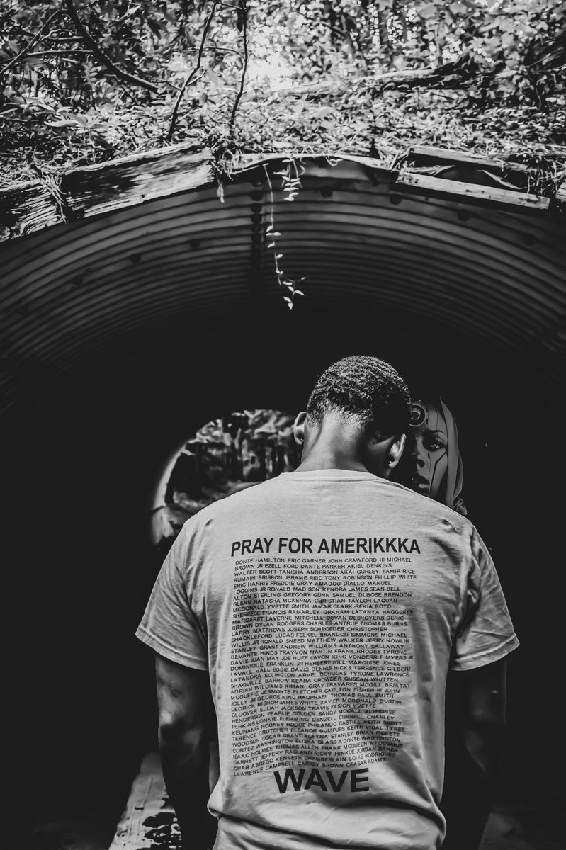 Read between the lines 👁 #wave #prayforamerikka 📸🎨: @vincexmurden