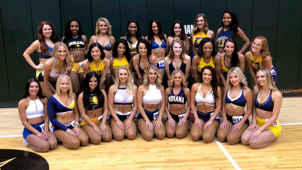 No doubt these ladies gave it all they had. Congrats to this group for completing Auditions! The final team will be announced tomorrow night, so stay tuned!