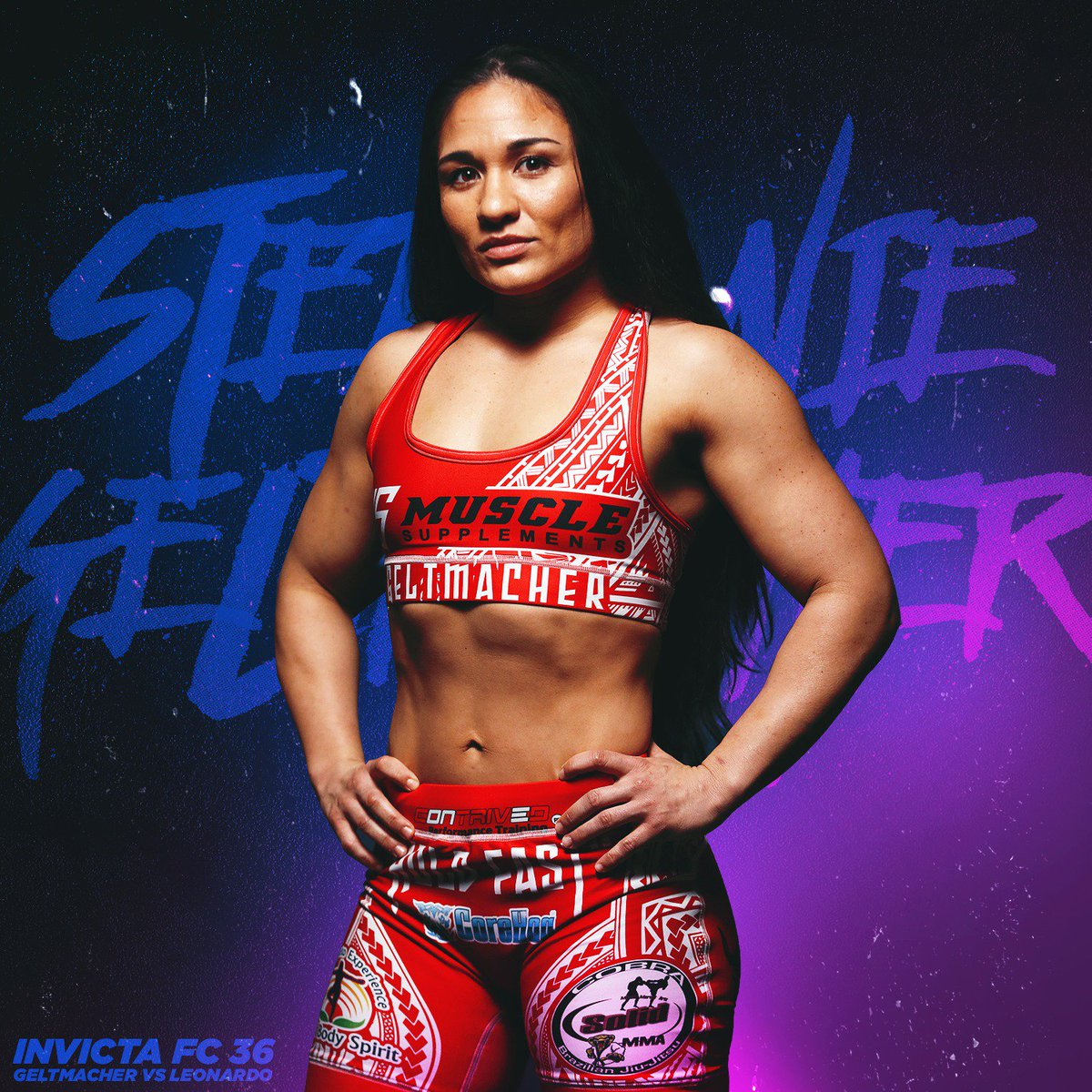 """InvictaFights """"I knew I wanted to be a fighter when I was six years old. My dad was a fighter in the Marine Corps. When he started seeing women fighting in the cage, he told me that I can do that."""" - HoldFastMMA #InvictaFC36  #wmma"""