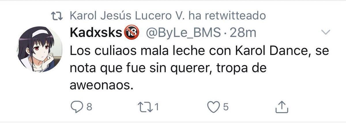 Niñas porno hentai Miguel Vasquez V Twitter Que Mierda Karol Dance Retwitteo Una Cuenta Que Lo Defendia Y La Cuenta Estaba Llena De Porno Hentai Infantil
