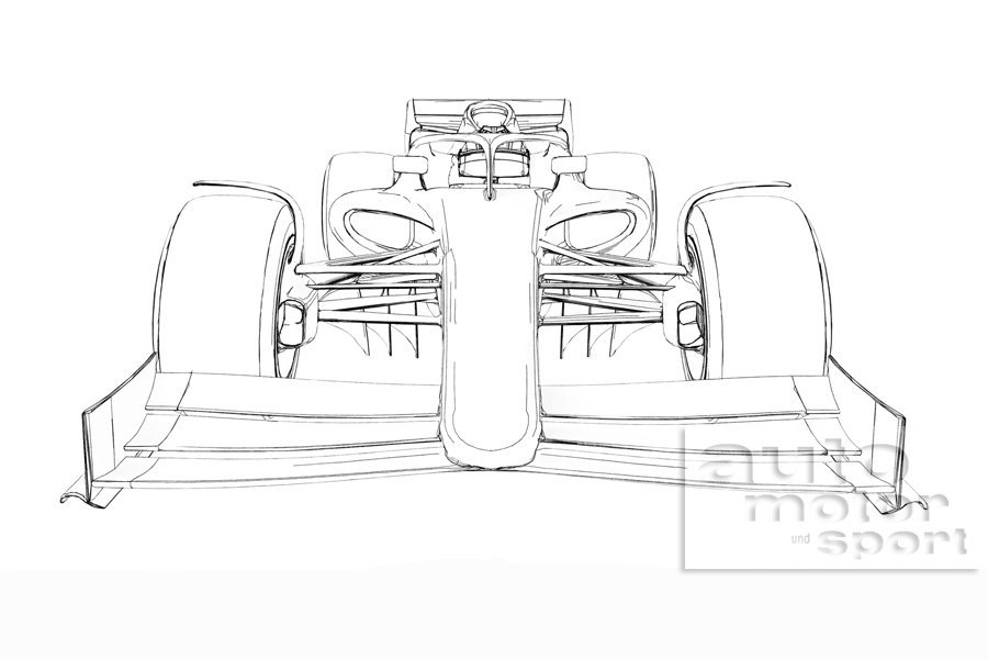 Check out these accurate drawings of the latest proposal for the 2021 F1 cars and find some new interesting infos about the technical rules for 2021 in our AMuS story (in German):  https://www.auto-motor-und-sport.de/formel-1/f1-2021-auto-bilder-infos/ …