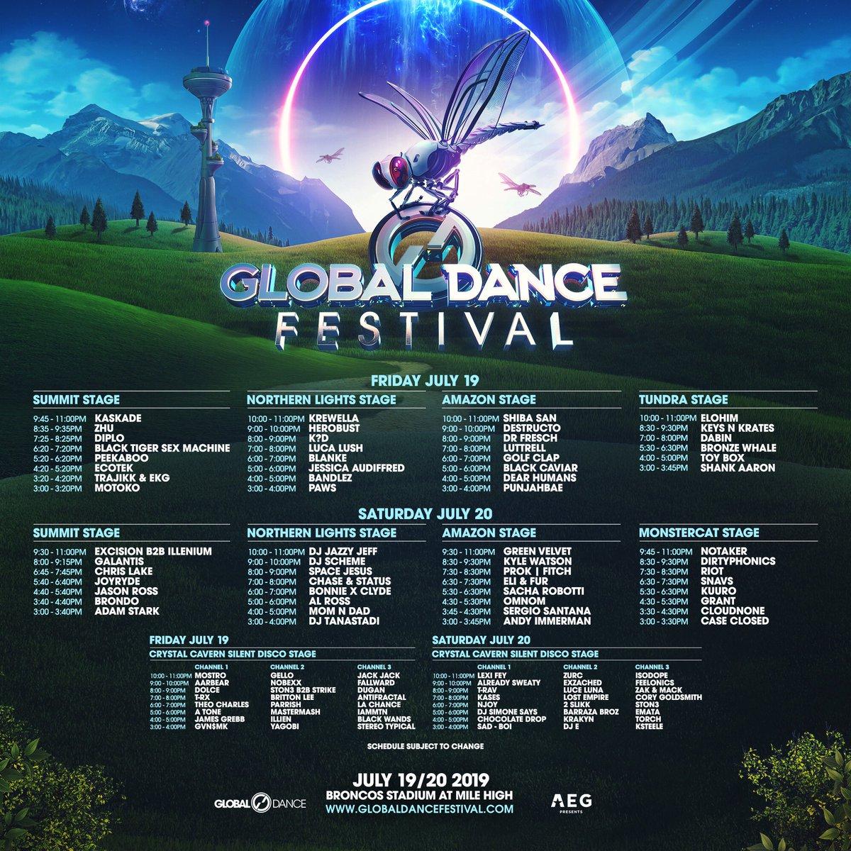 GlobalDanceFestival's tweet -
