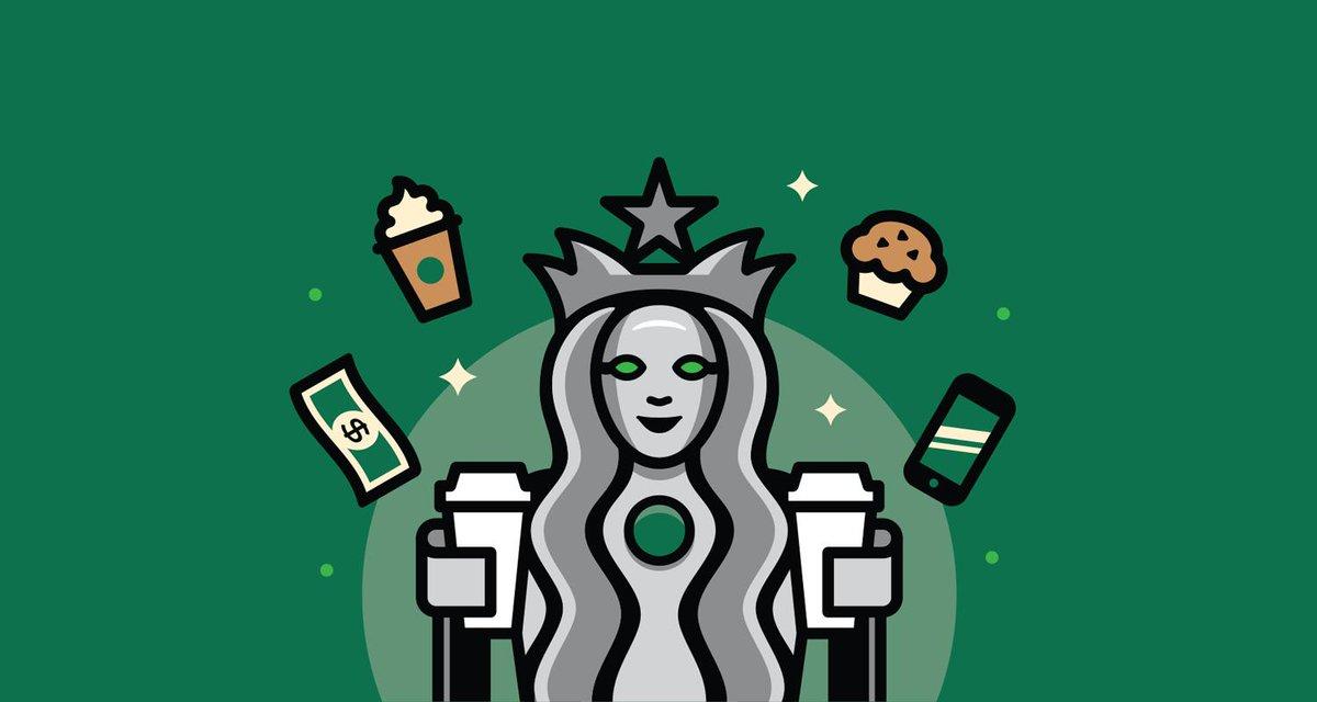 #tech #digital #starbucks #coffee #Advertising #Marketing #Branding #Design  #Campaign #TheZWorld  #marketingtips #creative #media #hustle