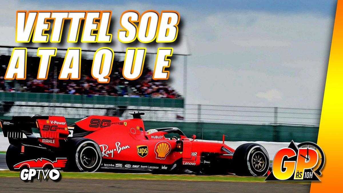 O fato é que Vettel tem uma carreira vitoriosa, uma das maiores do esporte, mas na F1 você é tão bom quanto sua última corrida. Em meio a um inferno astral sem fim, o que pode fazer o tetracampeão? Aposentadoria a caminho? @flaviogomes69 fala no GP às 10 desta manhã #F1noGP