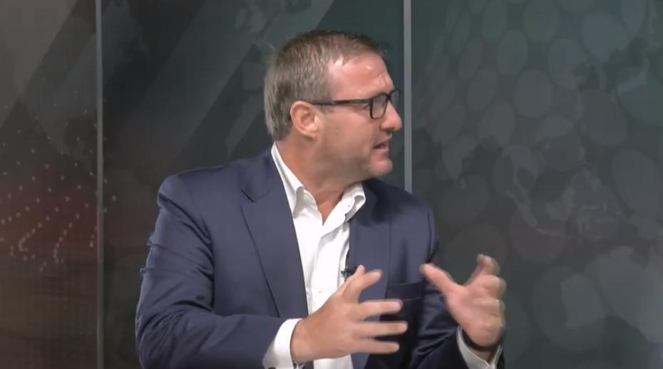 Prof. Ramses Gallego, Professor of IE University and Strategist & Evangelist at the Office of the #CTO in Symantec. Live on @MetropolTVKE  Livestrem Here... https://www.youtube.com/watch?v=70JIl5sjxEo…