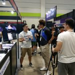 Image for the Tweet beginning: 🎇 Scanetchain @ AI Expo