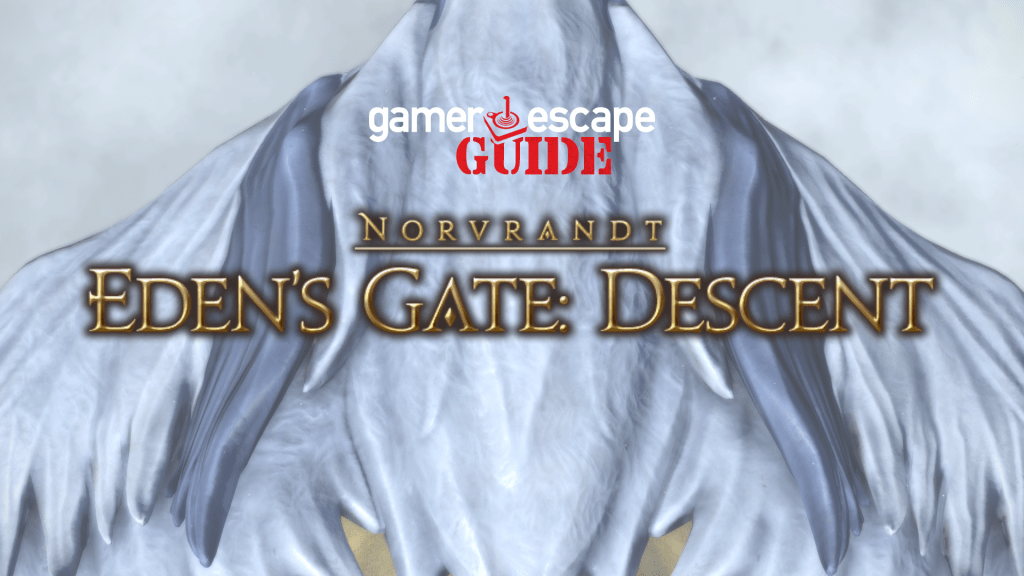 Our #FFXIV guide for Edens Gate: Descent is here! gamerescape.com/2019/07/17/ffx…