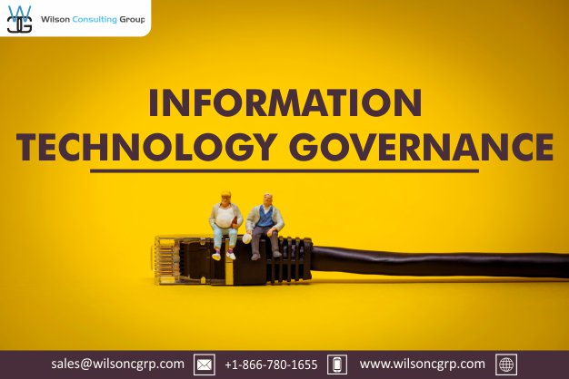 The #organizational objectives must fall in line with the IT strategies for good #InformationTechnology #Governance. The consultants at #WCG are committed to doing just the same by developing organizational structures that facilitate the smooth implementation of these strategies.