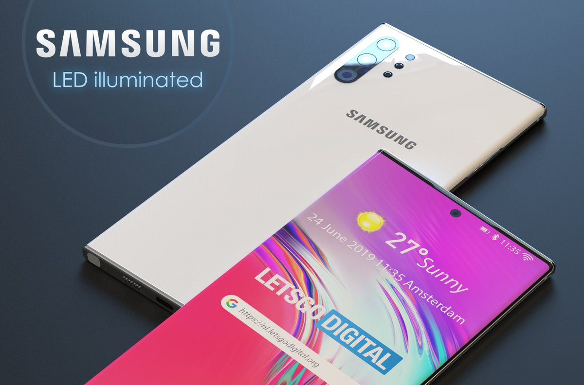 test Twitter Media - Galaxy Note 10 krijgt Samsung LED Illuminated functie https://t.co/ytzUgrbssN https://t.co/JH2fmLJG4Y