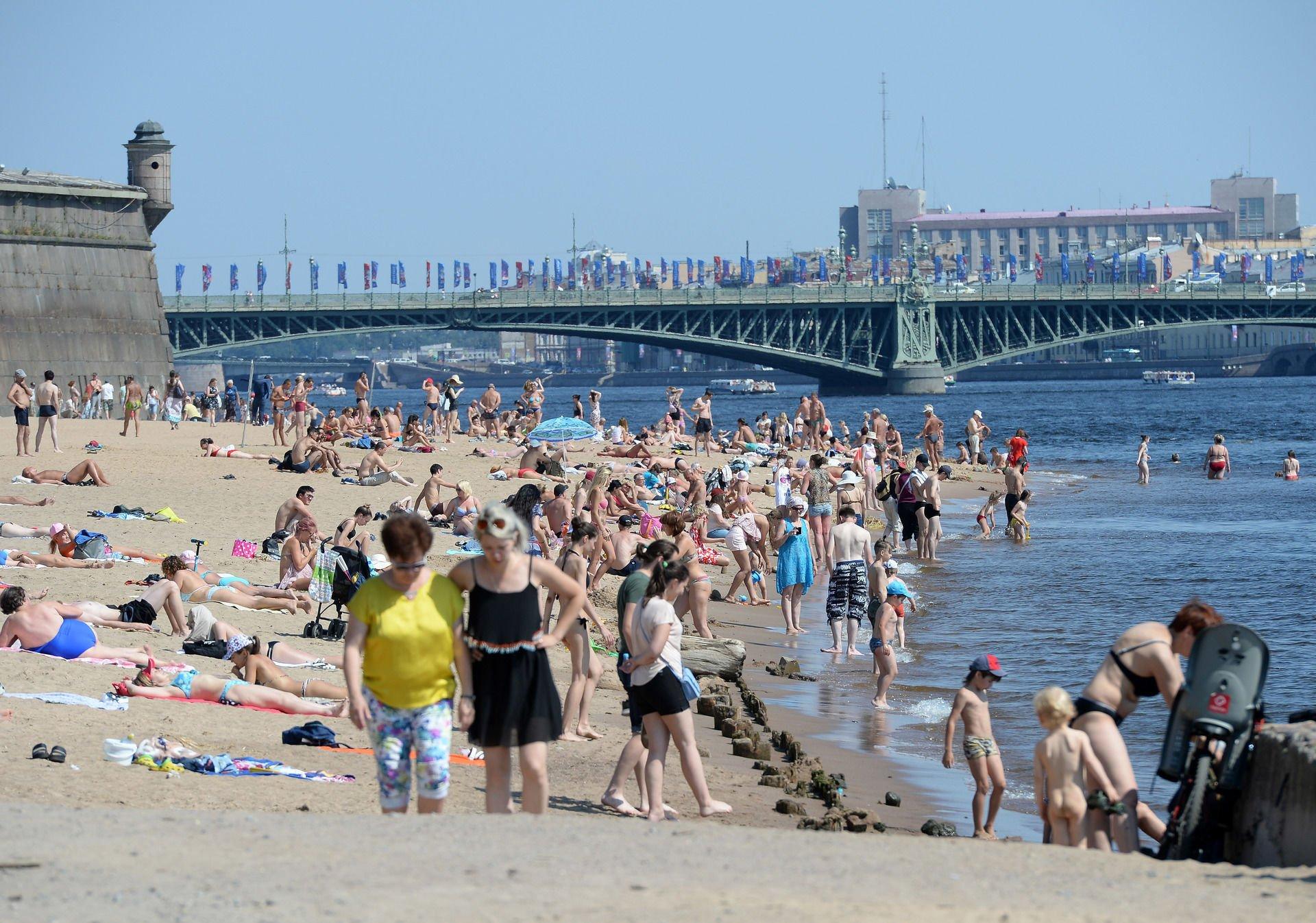 фото с пляжей санкт петербурга каждого метода