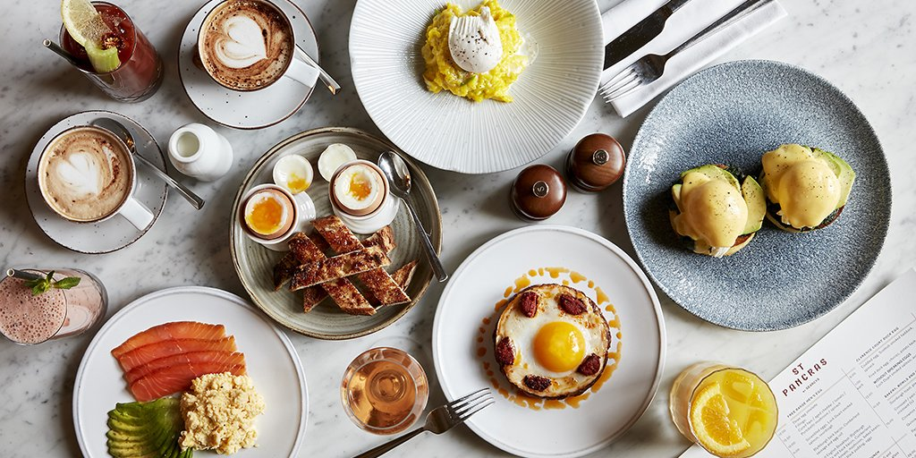 Fancy some Bottomless Brunch? 🍽 Enjoy an exquisite #BottomlessBrunch for two at @SearcyStPancras with unlimited fizz 🥂 For all the details, click here http://bit.ly/2Way7uW