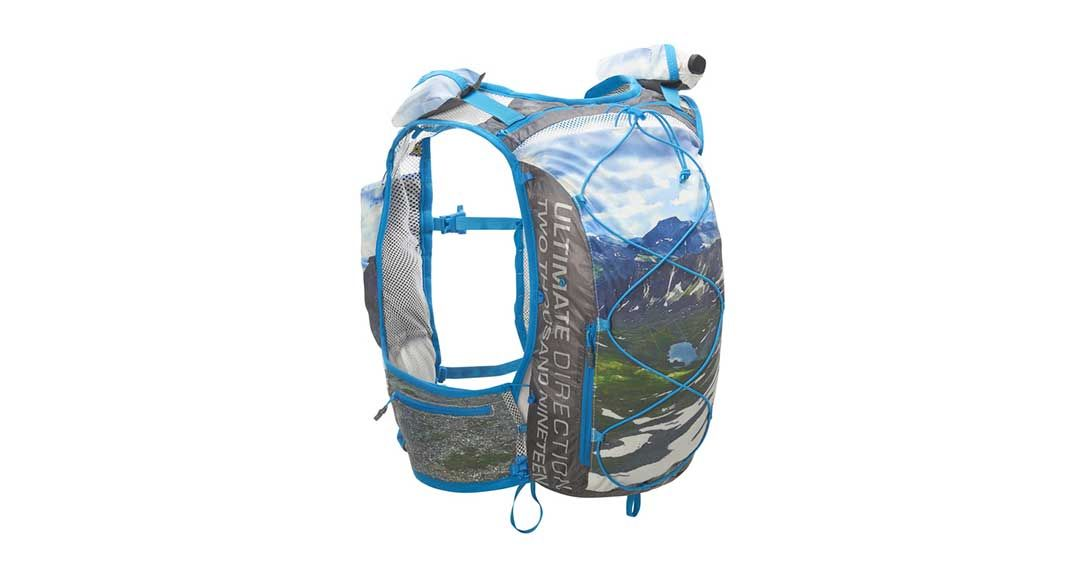 This bag screams Wild and Tough with the San Juan Mountain design. A portion of UDs Hardrock product purchased goes to the communities effected by the cancellation. Read the review to learn more: bit.ly/32u7ukf #readrunrepeat #trailrunning #trailrunner #findyourdirt