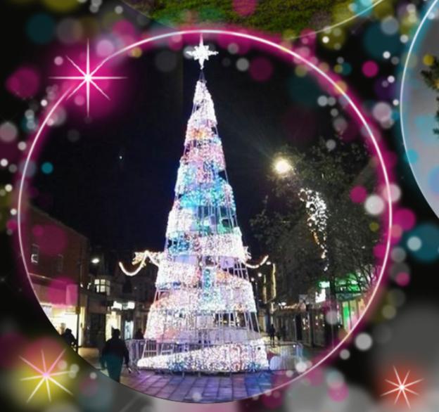 Christmas Tree Wonderland Bournemouth Coastal Bid.Coastal Bid Coastalbid Twitter