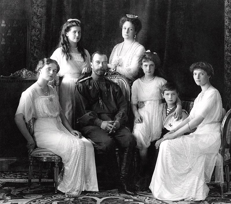 On this day: 17/07/1918 Tragic execution of the Romanov royal family in Yekaterinburg, described by former president Boris Yeltsin as one of the most shameful pages in Russian history. #Onthisday #Romanovs #History #Podcasting #russianhistory #tsar #20thcentury #revolution