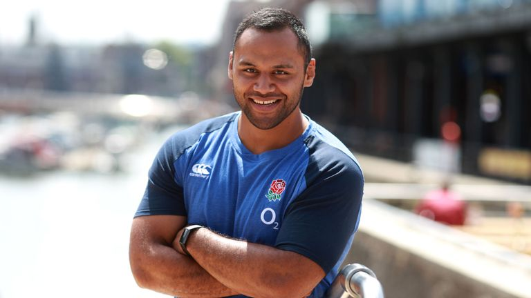 test Twitter Media - 'Talk about the World Cup, not my views' 🏆🏉  🗣️ Billy Vunipola says he only wants to focus on England's 🏴󠁧󠁢󠁥󠁮󠁧󠁿 World Cup preparations and not his views on homosexuality.  👉 More here: https://t.co/kXsgbjjCwn https://t.co/XTbdog2SyF