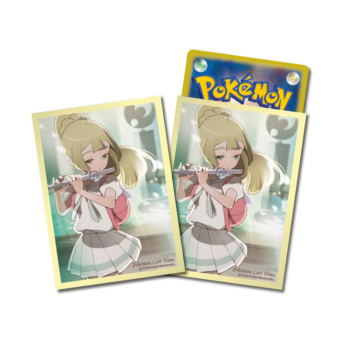 tweet-New Lillie sleeves releasing August  2nd. https://t.co/b4tlJ7Hmcg