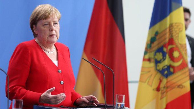 Bundeskanzlerin Foto