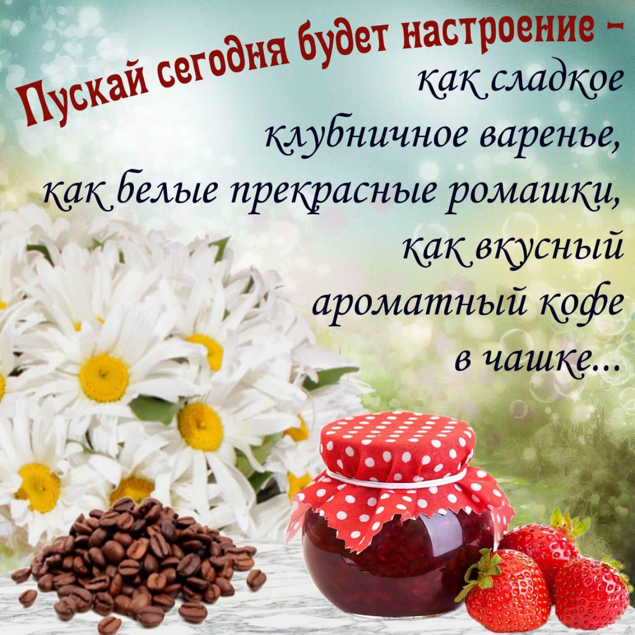 Приветствие и пожелания доброго дня в картинках