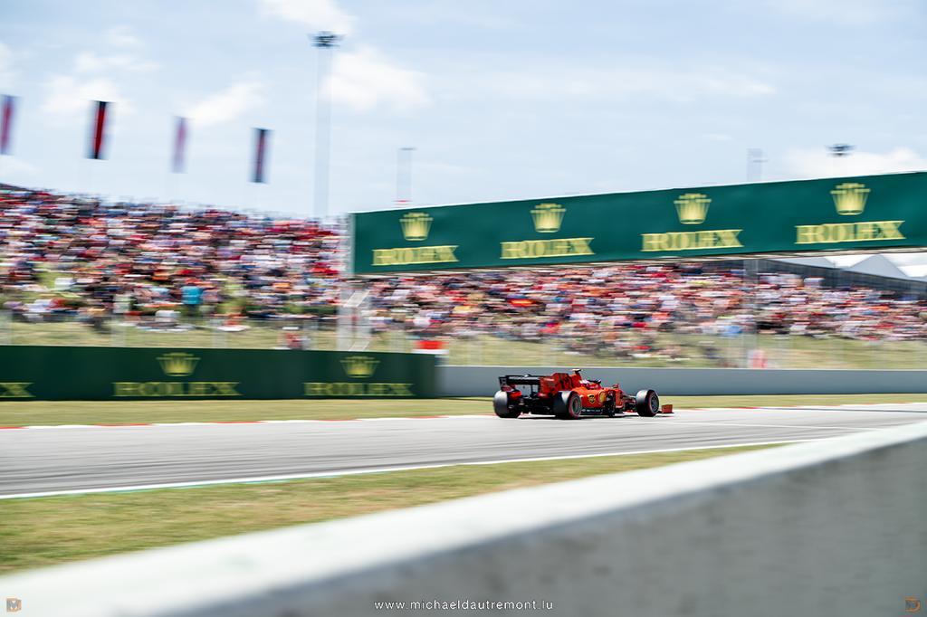 @Charles_Leclerc au @F1 Grand Prix d'Espagne qui avait lieu sur le @Circuitcat_eng ! 📸: @dautremontm   #spanishgp #SpainGP #essereFerrari #Charles16 #SF90 #scuderiaferrari #ferrari #F1 #Formula1 #pirellimotorsport #formule1 #FIA #Fit4F1 #motorsportphotographer #rolex @ROLEX
