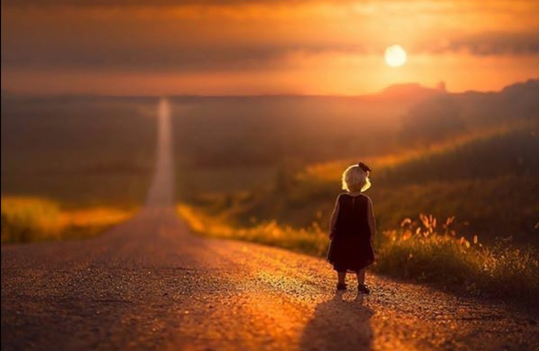 It's your road and yours alone. Others may walk it with you But no one can walk it for you.  Rumi Pic Jake Olson
