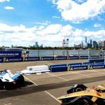 Image for the Tweet beginning: La #FormulaE -carreras eléctricas- cumple