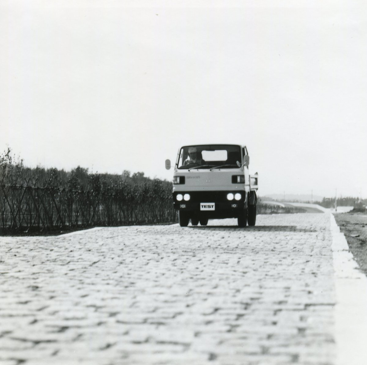 For decades our trucks have been traversing whatever life throws their way!  #fuso #fusotrucks #trucks #tbt