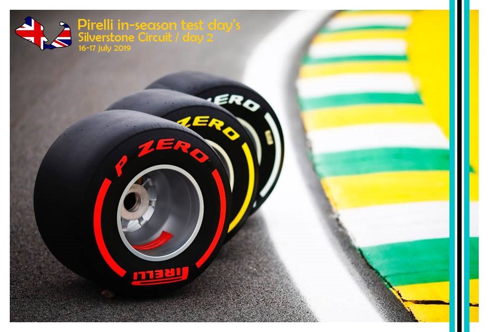 ruszył II dzień #PirelliTestDay na @SilverstoneUK - dzisiaj dla @pirellisport pracują Robert Kubica i Max Verstappen💪 @F1 @WilliamsRacing @rokit @PKN_ORLEN  @alpinestars @PPG @Acronis #Sofina @FT @APLbasketball @NetJets #harvest2019 #Fit4F1 #WeAreRacing ▶️https://kibicekubicy.blogspot.com/2019/07/pirelli-in-season-test-days-silverstone_17.html…