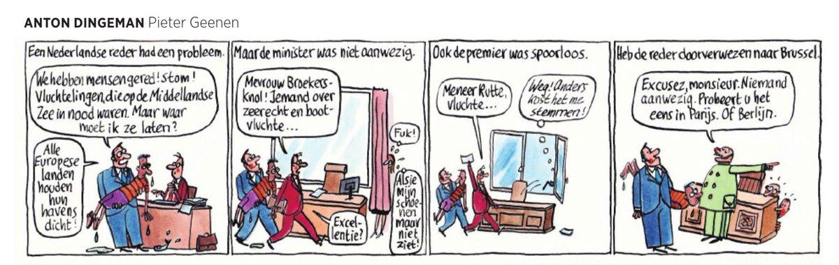 .@DingemanAnton in @trouw #zeerecht