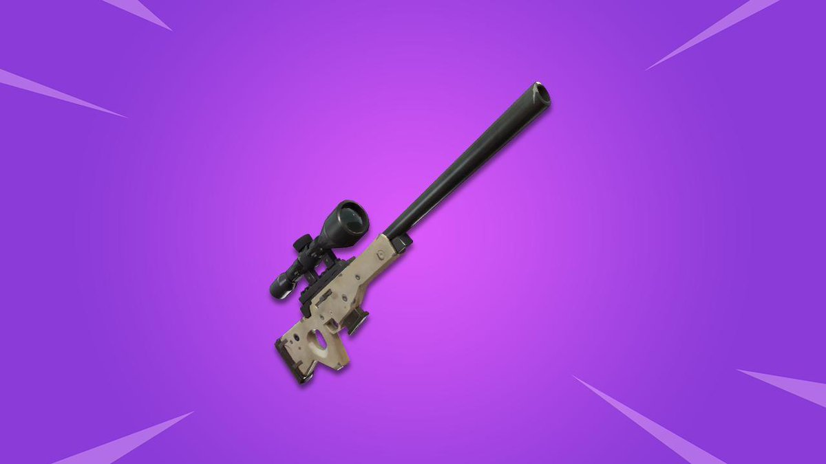 Fortnite News On Twitter The Bolt Action Sniper Rifle Has Been Unvaulted With Today S Update Fortnite Full Patch Notes Https T Co Vd7hhqgdtm Https T Co N2ttsfykqp