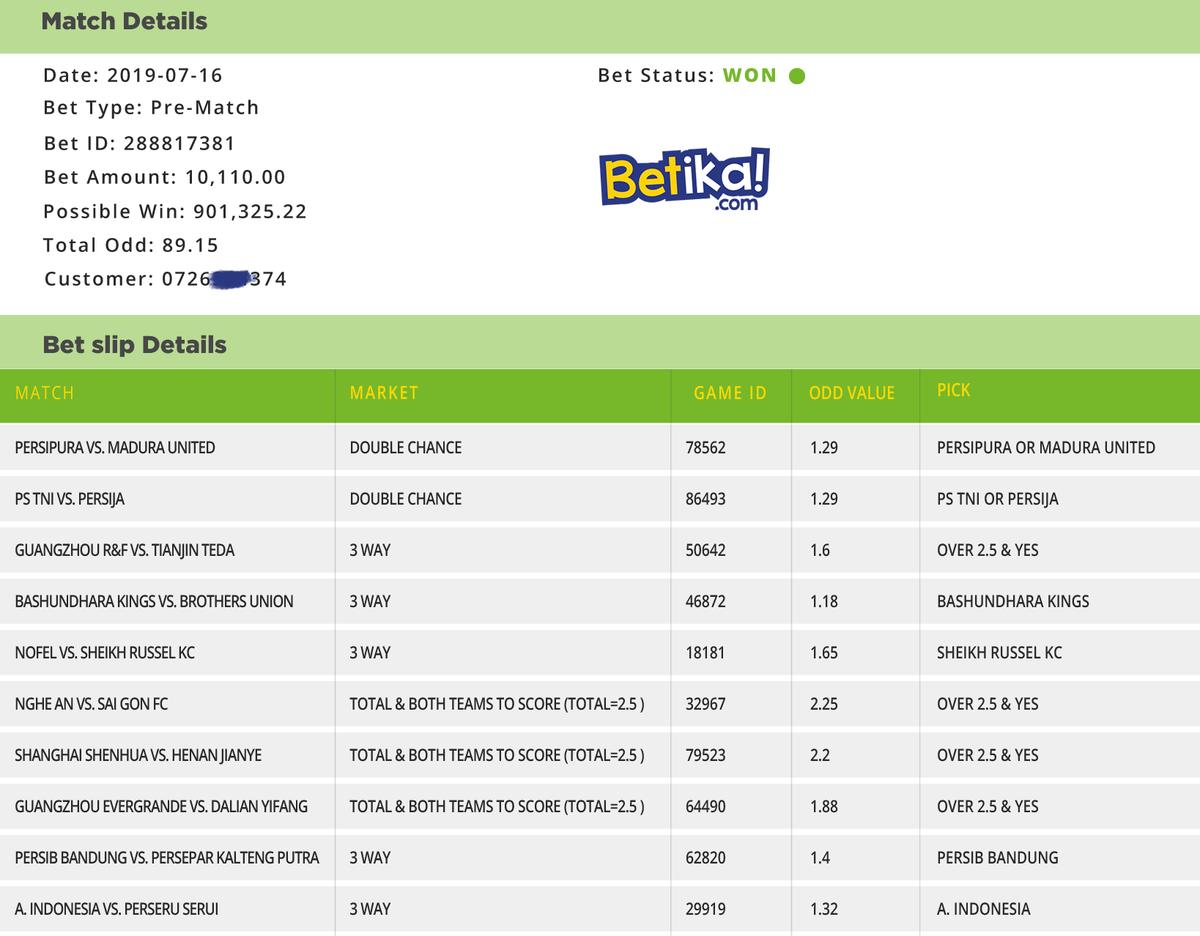 Try These Www betika com Tomorrow Games {Mahindra Racing}
