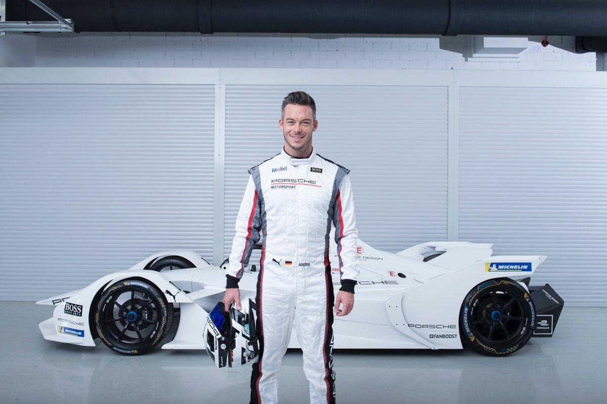 The driver pairing for the 2019/2020 @FIAFormulaE has been decided: @Andre_Lotterer will be the second driver in the #PorscheFormulaE Team alongside @neeljani: http://por.sc/ULGmwm #ABBFormulaE #PorscheFamily #startfromzero