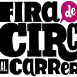 Image for the Tweet beginning: #Catalan #circus #festival: this weekend,