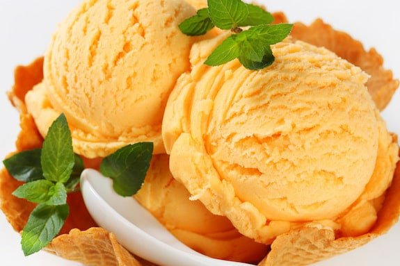 Happy Peach Ice Cream Day 2019, on behalf of the Bakon USA Team.  #bakonUSA #chocolate #pastry #foodpassion #foodart #chocolatart #dessert #bakery #patisserie #yummy #cake #sweet #bakeryequipment #fresh #chocolaterie #instafood #bake #pastrychef #viennoiserie