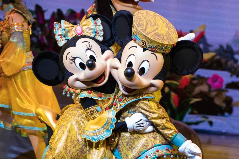 東京ディズニーシーの新ショー「ソング・オブ・ミラージュ」7/23スタート、ショーの模様を一足先に公開 -