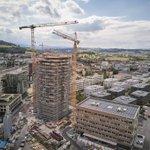 Image for the Tweet beginning: Pour ses nouveaux bâtiments et